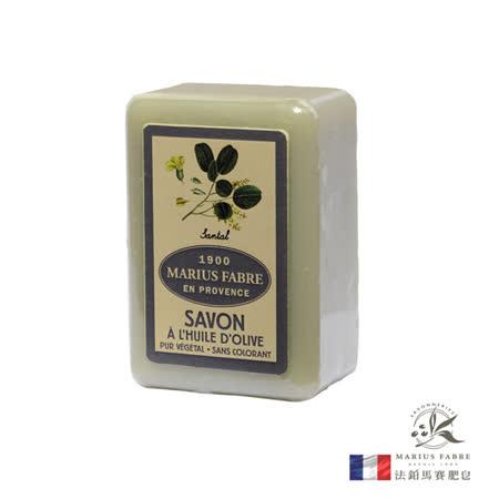 法鉑馬賽 法鉑天然草本檀香橄欖皂HB150SA(150g)/城市綠洲(法國、肥皂、天然、草本、橄欖)