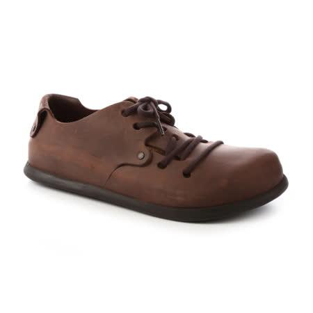 勃肯BIRKENSTOCK 199243。MONTANA蒙大拿 經典包鞋(咖啡)