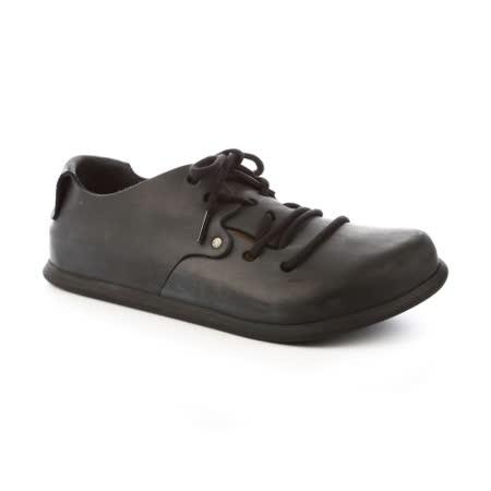 勃肯BIRKENSTOCK 199261。MONTANA蒙大拿 經典包鞋(黑)