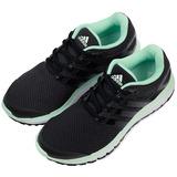 ADIDAS 女 ENERGY CLOUD W 慢跑鞋 黑 AQ4191