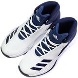 ADIDAS 男 COURT FURY 2016 籃球鞋 白 AQ7298