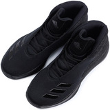 ADIDAS 男 COURT FURY 2016 籃球鞋 黑 AQ7751