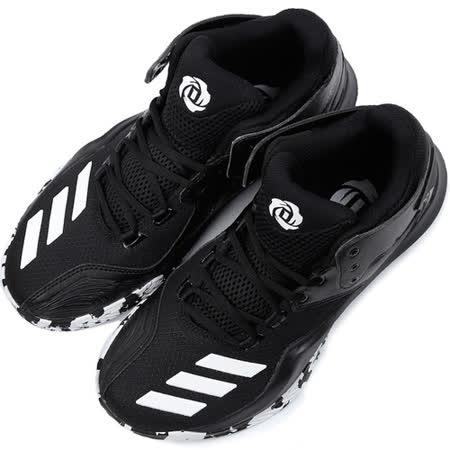 ADIDAS 男 D ROSE 773 V 籃球鞋 黑 B49717