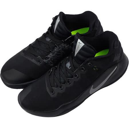 NIKE  男 HYPERDUNK 2016 LOW EP 籃球鞋 黑 844364002