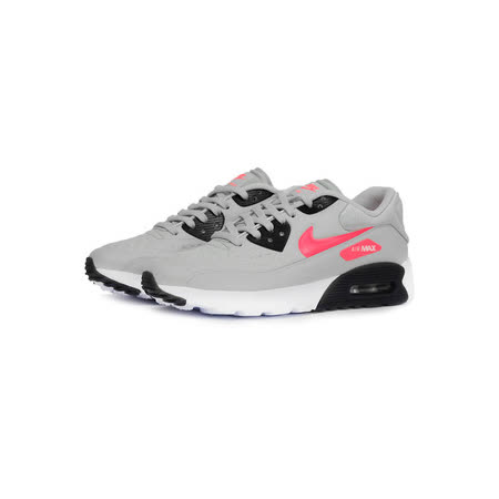 NIKE 女 AIR MAX 90 ULTRA SE (GS) 休閒鞋 灰 844600005