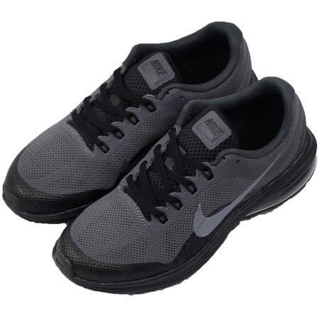 NIKE 大童 AIR MAX DYNASTY 2 (GS) 慢跑鞋 黑 859575001