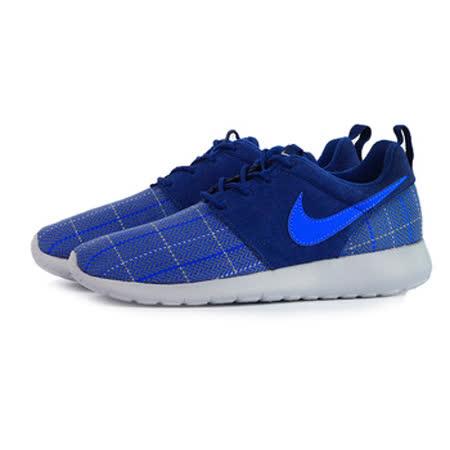 NIKE 女 ROSHE ONE SE (GS) 休閒鞋 藍 859605400