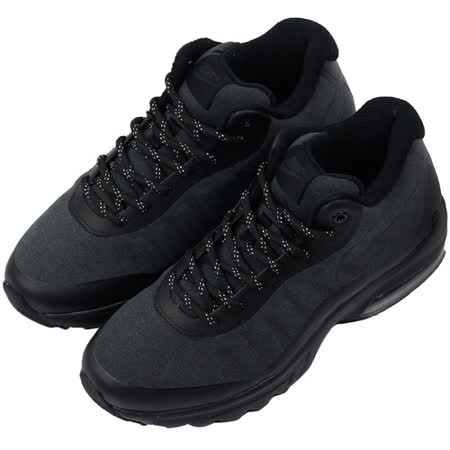 NIKE 女 WMNS NIKE AIR MAX INVIGOR MID 休閒鞋 黑 861661001