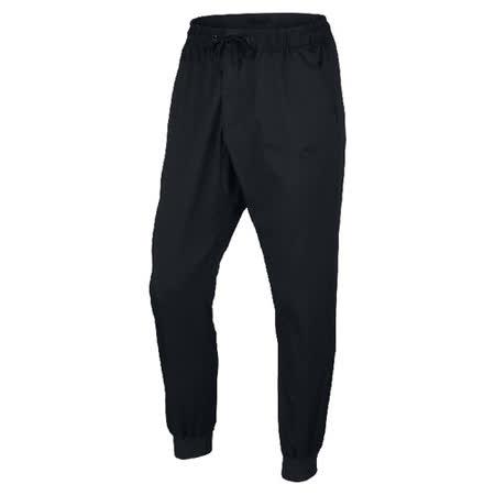 NIKE 男 M NSW PANT CF WVN V442 長褲 黑 805099010