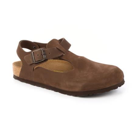 勃肯BIRKENSTOCK 264161。BONN波昂 繫踝包鞋(摩卡)