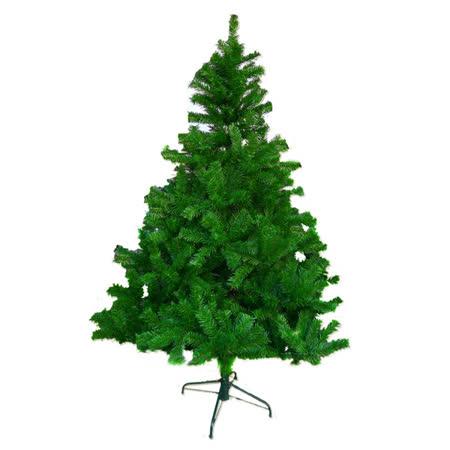 台灣製 5呎/5尺(150cm)豪華版聖誕樹綠色裸樹 (不含飾品)(不含燈)