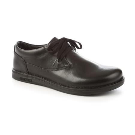 勃肯BIRKENSTOCK 406591。MEMPHIS曼非斯 休閒鞋(黑)