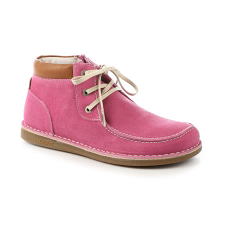 勃肯BIRKENSTOCK 408801。PASADENA帕薩迪納 兒童長筒靴(粉桃紅)