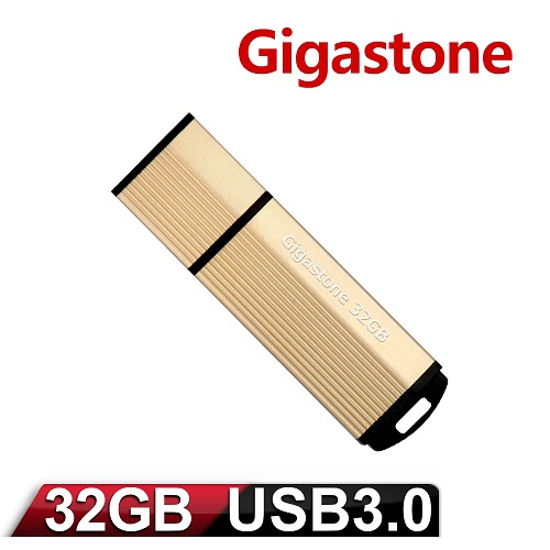 Gigastone 立達 U303 32GB USB3.0 尊爵隨身碟~金