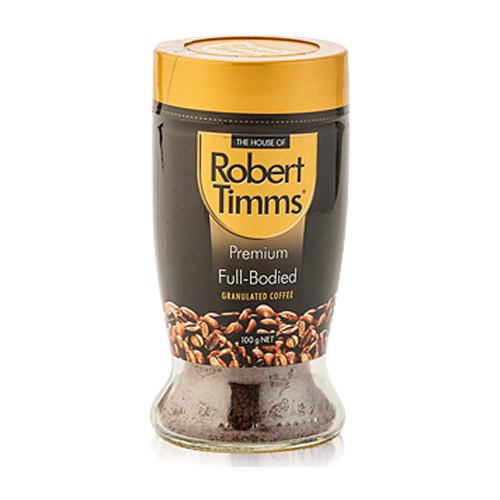 Robert Timms 即溶咖啡100g