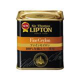 立頓極品爵士茶錫蘭紅茶罐100g