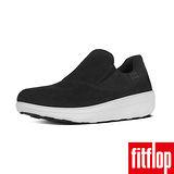 FitFlop™-(女款)LOAFF™ SPORTY SLIP-ON SNEAKERS CORDUROY-黑色