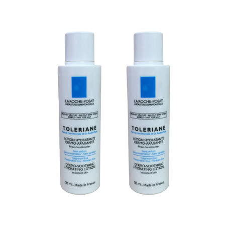 La Roche Posay 理膚寶水 多容安舒緩保濕化妝水 50ml*2