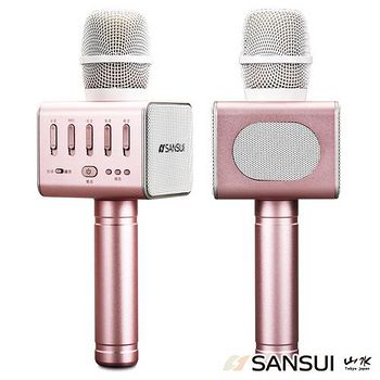 SANSUI山水 SANSUI山水 藍牙喇叭 無線K歌神麥 (SB-K66)