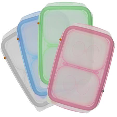 JMGreen 新鮮凍RRE PLUS食品冷凍紀錄儲存盒2格-(300g) /單入裝
