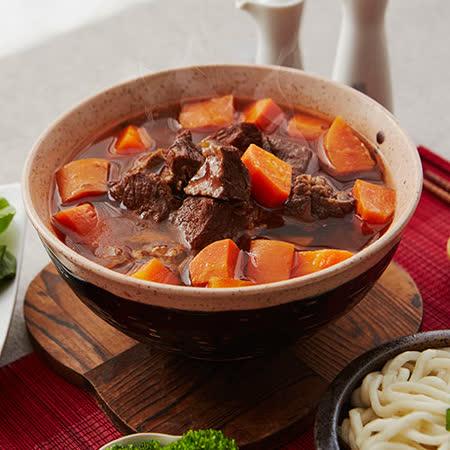 【良金牧場】高粱牛肉爐-紅燒口味(1300g)