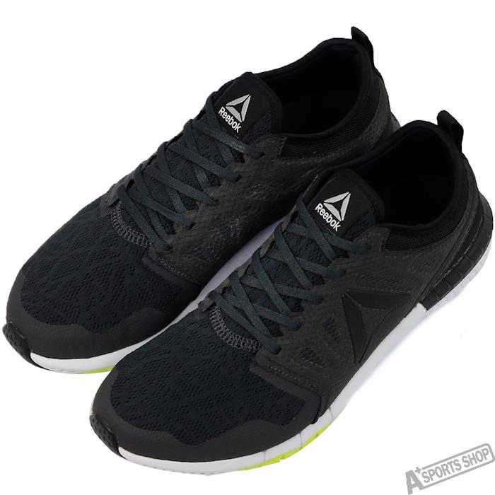 Reebok 男 REEBOK ZPRINT 3D 慢跑鞋 黑 -AR0396