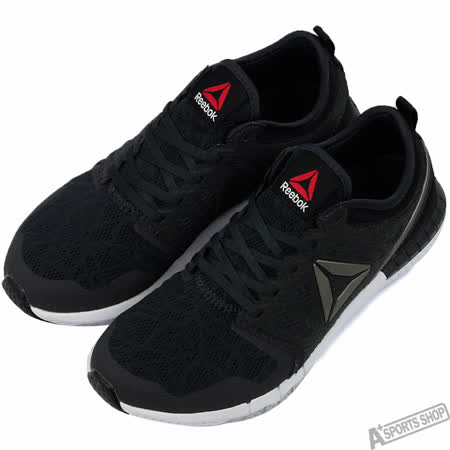 Reebok 女 REEBOK ZPRINT 3D EX 慢跑鞋 黑 -AR2870