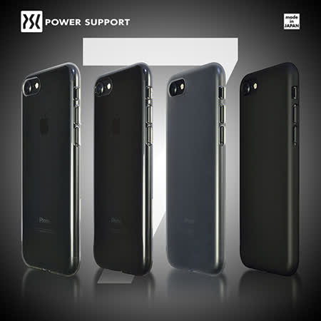 POWER SUPPORT iPhone7 Air jacket 保護殼 (無保貼)