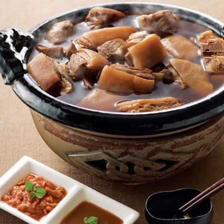 【岡山一新】羊肉爐(羊肉300g+湯1800g)