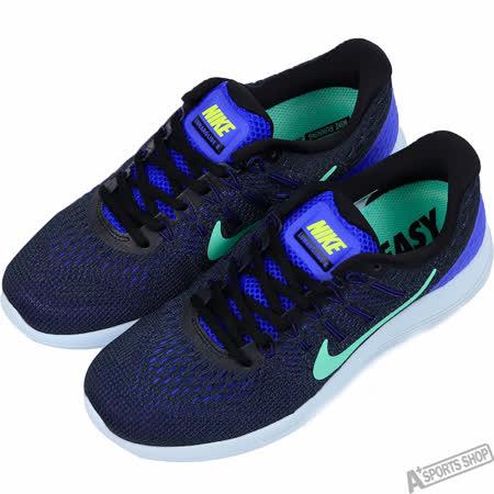 NIKE 女 WMNS NIKE LUNARGLIDE 8 慢跑鞋 藍 -843726500