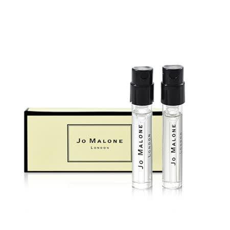 【開箱心得分享】gohappyJo Malone 針管香水 限定禮盒兩入組效果如何台中 中 友 百貨 公司