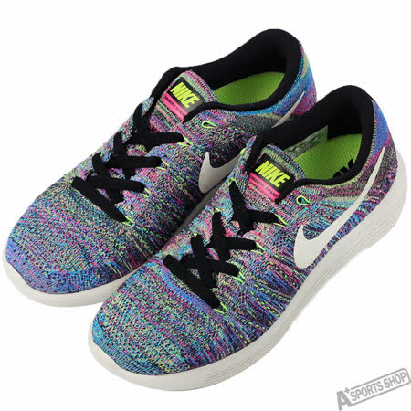 NIKE 女 W NIKE LUNAREPIC LOW FLYKNIT 慢跑鞋 彩 -843765002
