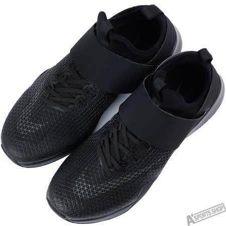 NIKE 女 WMNS NIKE AIR ZOOM STRONG 慢跑鞋 黑 -843975004
