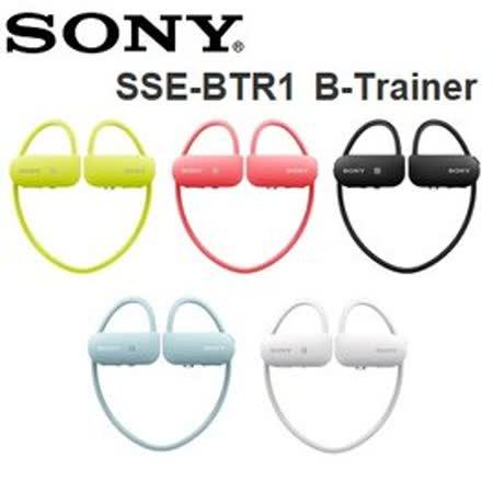 SONY SMART B-Trainer 智慧運動隨身教練 SSE-BTR1 _ 公司貨【送漾彩包】