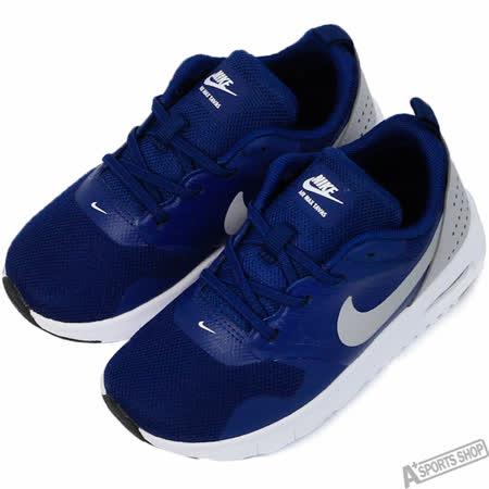NIKE 女 NIKE AIR MAX TAVAS (TDE) 休閒鞋 藍 -844106403