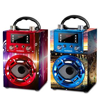 旺德 藍牙KTV音響WS-T023U