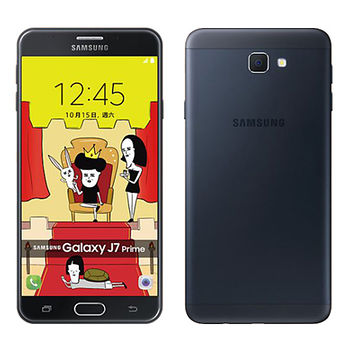 SAMSUNG J7 PRIME智慧手機G610Y黑