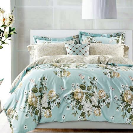 【Betrise】<BR>防蹣抗菌純棉兩用被床組(雙人)