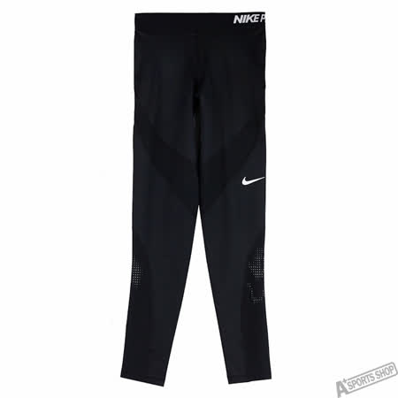 NIKE 女 PRO HYPERCOOL TIGHT 緊身褲 黑 -725591010