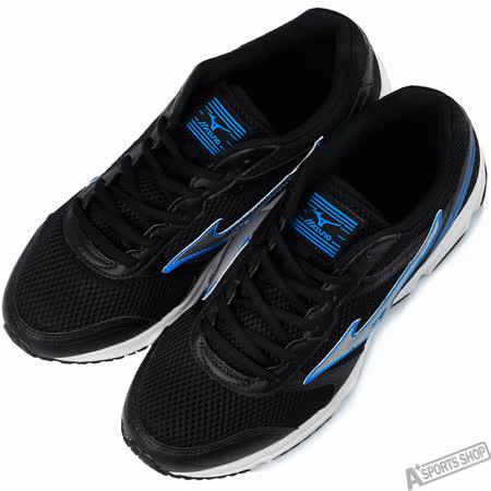 mizuno 男 MAXIMIZER 18 慢跑鞋 黑 -K1GA161203