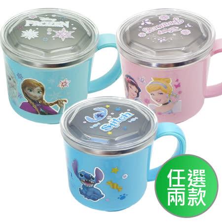 韓國製迪士尼不銹鋼單耳杯-任選兩款