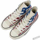 converse 男/女 Chuck Taylor All Star 美式風 高筒 帆布鞋 -149496C