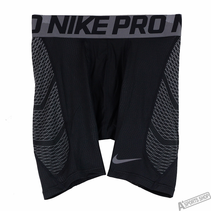 NIKE 男 AS HYPERCOOL 6 SHORT 緊身褲 短褲 黑 -801223010