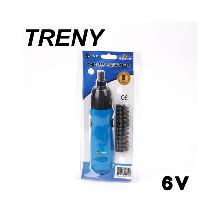 TRENY 6V 電動起子機