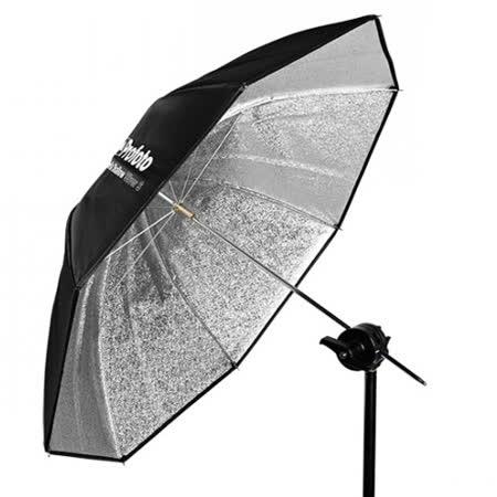 Profoto Umbrella Shallow Silver S 淺款銀色反光傘-小 (100972)(公司貨).