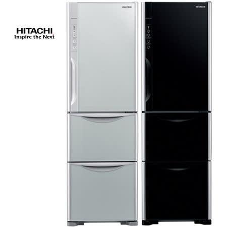 HITACHI日立325公升變頻三門冰箱RG36WS【限定台南高雄地區】