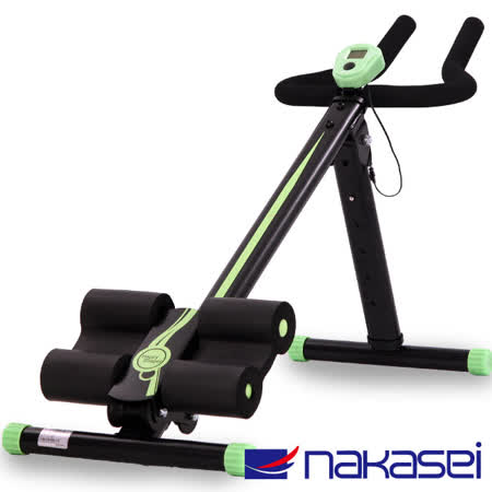 nakasei樂卡適 強效型提臀健腹機(THR-001)