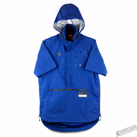 NIKE 男 M NK AIR JKT 外套 藍 -802630423