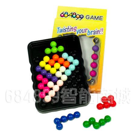 【龍博士】3D立體彩球密碼