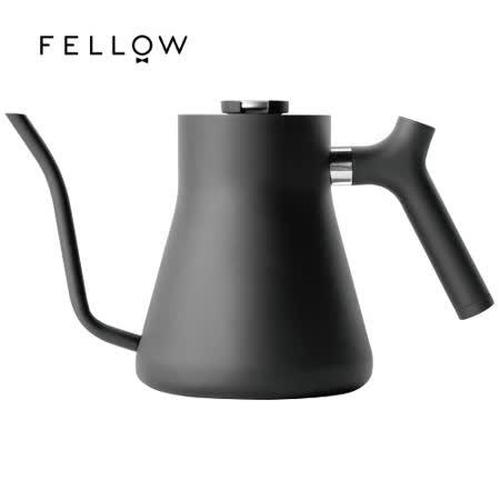 【FELLOW】STAGG 不鏽鋼測溫手沖細口壺 (黑) v1.2 送吸奇不倒杯經典雙層馬克杯